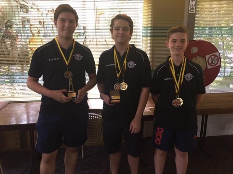 sporting pistol target club juniors
